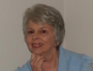 Portrait shot  Gail Pallotta